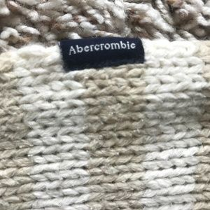 Abercrombie & Fitch Accessories - Knit Abercrombie Scarf